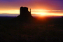 Monument Valley, mitten, geologic feature, butte, NSAV03P10_05