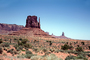 Monument Valley, mitten, geologic feature, butte, NSAV04P03_04