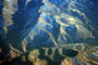 Wasatch Range, Uinta National Forest, Fractal Landscape, Patterns, NSUD01_084