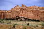 Sandstone Rock Formations, Geoforms, NSUD01_192