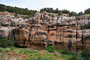 Sandstone Rock Formations, Geoforms, NSUD01_240