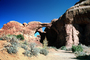 The Double Arch, Arches National Park, NSUV03P01_16