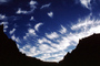 Cirrus Clouds, Canyonlands National Park, NSUV04P01_02