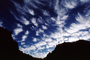 Cirrus Clouds, Canyonlands National Park, NSUV04P01_08