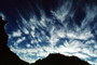 Cirrus Clouds, Canyonlands National Park, NSUV04P01_10