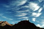 Cirrus Clouds, Canyonlands National Park, NSUV04P01_15