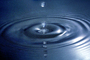 Water Drop, Concentric Rings, Droplet, Wet, Liquid Drip, Ripples, wave propagation, Wavelets, NWEV12P10_18B
