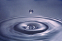 Water Drop, Concentric Rings, Droplet, Wet, Liquid Drip, Ripples, wave propagation, Wavelets, NWEV12P11_05