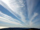 Vanishing Point, Convergence, Cirrus Clouds, daytime, daylight, NWSD02_001