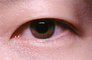 Eyeball, Iris, Lens, Pupil, Eyelash, Cornea, Sclera, Man, Male, skin, Eye Brow, Eyebrow, asian