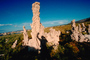 tufa tower, my shadow