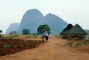 Dirt Road, Village, Homes, unpaved, Dzimwe, PDCV01P02_10