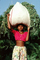Girl Carrying a bushel, PDCV01P04_19
