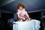 1960's, Housewife, Ironing