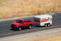U-Haul Trailer, pickup truck, PDMD01_011