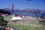 Opening Day Crissy Field, Pavilion Tent, People, Crowds, 3rd May 2001, PFFV04P09_18
