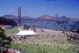 Opening Day Crissy Field, Pavilion Tent, People, Crowds, 3rd May 2001, PFFV04P09_19