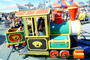 Strange Locomotive, Kiddie Ride, Rideable Miniature Train, Marin County Fair, PFFV04P10_18