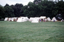 Tents, encampment, Civil War re-enactment