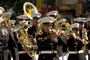 USMC, Marching Band, Brass Instruments, Trombone, Suits, Hats, Uniforms, Music