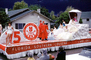 Florida Southern College, Float, Lakeland, Strawberry Festival, Lakeland Parade, 1950's, PFPV05P12_11