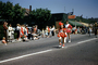 Baton Twirler, Majorette, New Hampshire, Kids Parade, 1950's