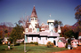 Fairytale Castle, Land of Make Believe Park, Hope Township, New Jersey, October 1964, 1960's, PFTV03P14_10