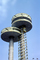 New York State Pavilion, Observation Towers, New York World's Fair, 1964, 1960's, PFWV03P09_14