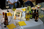 Cuervo Gold, Tequila, Bottle, Beer, Table, PHBD01_046