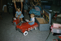 Kids, Fire Chief Pedal Car, 1950's