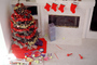 Christmas Tree, Christmas Tree decorated, decorations, presents, PHCV02P04_17