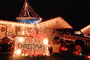 Christmas Lights, decoration, frontyard, house, home, sailboat, gingerbread man, Nipomo, PHCV02P06_13