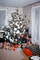 tree, presents, Decorations, Ornaments, Christmas Tree decorated, PHCV02P11_09