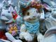 Bunny, Rabbit, Hat, Scarf, PHED01_008