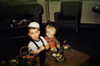 Boy, Easter Basket, Hat, 1950's, PHEV01P01_06