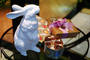 Porcelain Rabbit, standing, chocolate, PHEV01P04_06