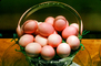 Pink Easter Eggs, Basket, PHEV01P04_19