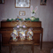 Easter Baskets, bunny, piano, 1950's, PHEV01P08_16