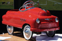 Red Pedal Car, Peggy Sue Car Show & Cruise event, June 7 2019, PLGD01_220