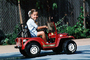 Toy Jeep, Girl, Smiles, PLGV03P07_11