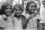 Trio, Giggling, Girls, Mumbai, India, PLPPCD3306_026