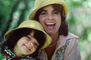 Mother, Daughter, San Anselmo, California, PMCV01P01_16