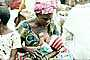 well baby clinic, breast feeding, Africa, nursing, PMCV01P12_11