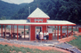 Women, Friends, Steele Creek, Tennessee, Train Depot, PORV29P15_05