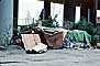 Homeless Encampment, Squatter, Shantytown, Interstate Highway I-280, Potrero Hill, POUV01P10_03