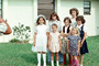 Girls, Holy Communion Dress, formal, Hudson Florida