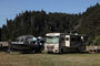 Boat, Georgetown GT3, Recreational Vehicle, Campsite, Albion, Mendocino County, RVCD01_022