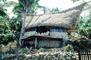 Thatched Roof Hhouse, Home, House, stone, rocks, jungle, Yelapa, Mexico, Sod, RVLV01P12_19
