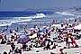 Del Mar, Crowded Beach, Umbrellas, Parasol, Sand, Shoreline, RVLV05P02_17