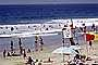 Del Mar, Crowded Beach, Umbrellas, Parasol, Sand, Shoreline, RVLV05P02_18